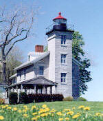 Sodus Bay Lighthouse Museum Gift Shop